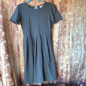 LulaRoe Amelia Dress M